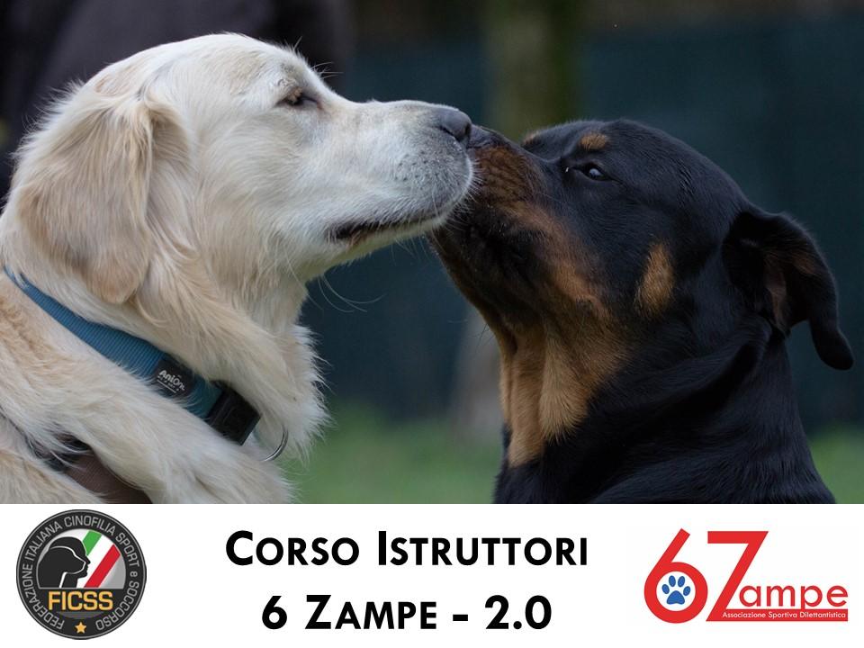 Corso Istruttori FICSS 2.0