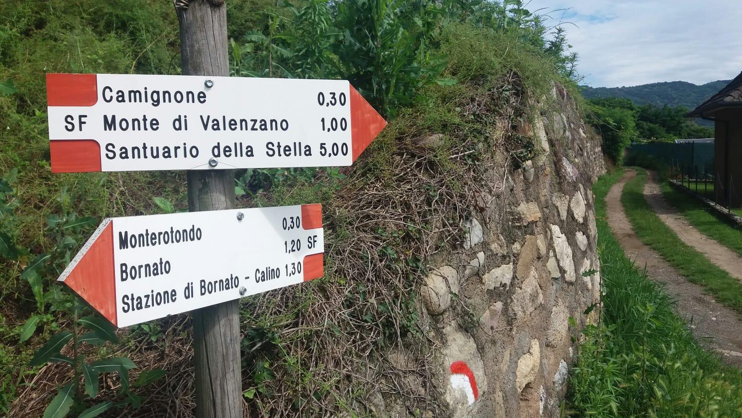 Trekking  Franciacorta @ 6Z Centro Cinofilo | Paratico | Lombardia | Italia