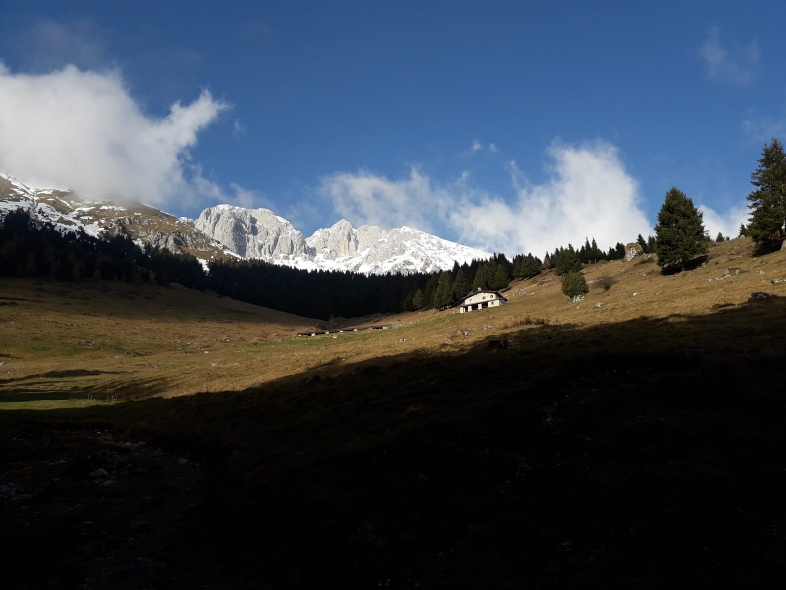 Trekking - La Regina delle Orobie @ Cantoniera della Presolana